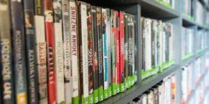 店舗DVDレンタル