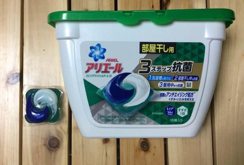 「ジェルボール型」の洗剤は、手を汚さず計量も不要な魔法のアイテム。