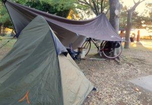 ソロキャンプでリフレッシュ