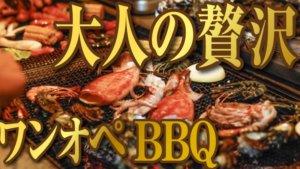 【大人の贅沢】お一人様BBQ(ソロバーベキュー)を楽しもうじゃないか【ワンオペBBQ攻略