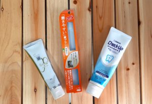 Amazonで買える歯磨き「三種の神器」