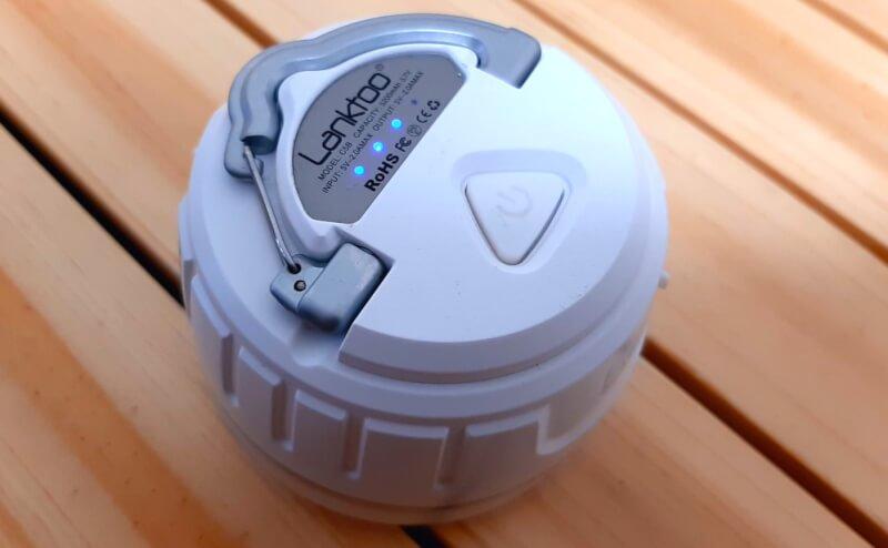 Lanktoo USB充電式LEDランタン