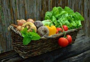 野菜盛り合わせのイメージ